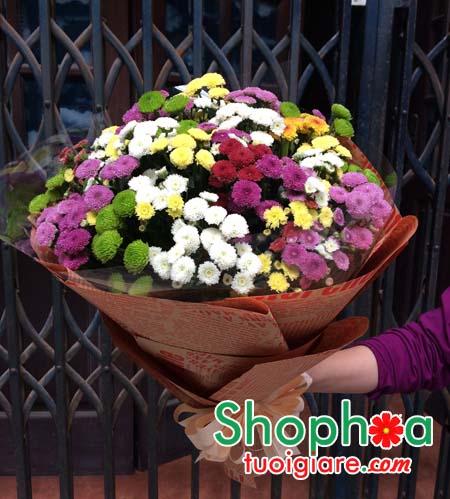 Hoa tặng sinh nhật tháng 11