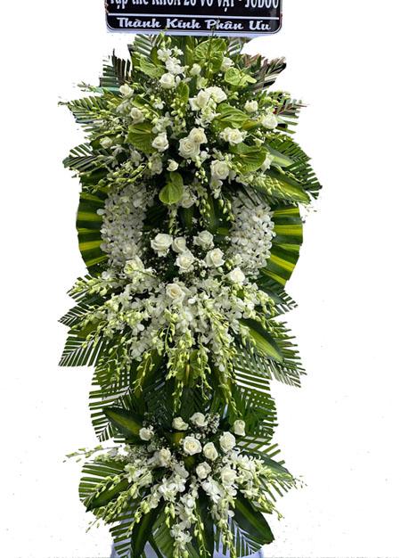 Tại sao hoa cúc thường dùng trong hoa tang lễ, hoa đám tang?