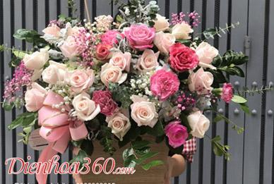 Hoa Sinh nhật mệnh song tử là hoa gì