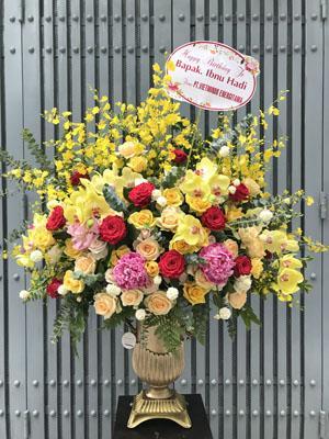 Bình hoa đẹp giá bao nhiêu tiền