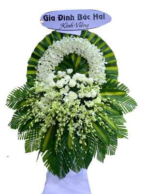 Hanoi funeral flowers