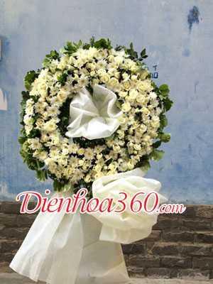 Hoa viếng người mất trẻ