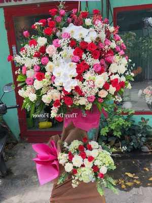 Hoatuoi360.vn-Đặt hoa khai trương