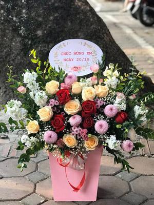 Mua hoa online