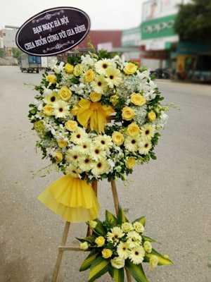 Shop hoa tươi hoa chia buồn