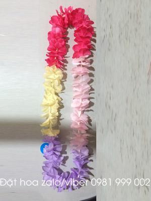 Vòng đeo cổ hawaii
