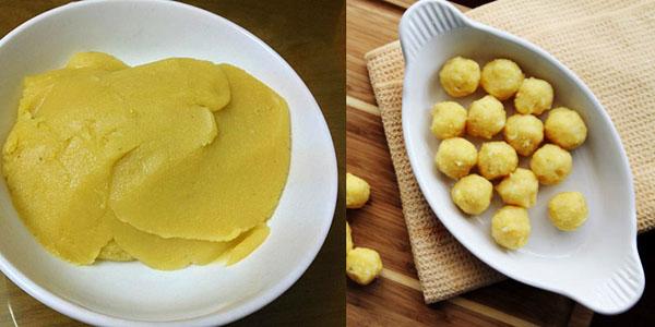 Hướng dẫn các mẹ cách làm bánh trôi tại nhà