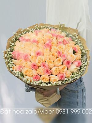 99 Bông hồng có ý nghĩa gì