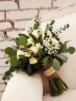 Cách chọn hoa cưới