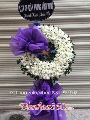 Hoa chia buồn giá rẻ
