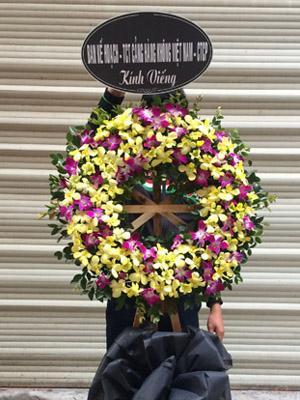 Hoa đám ma nhà tang lễ an bình quận 5