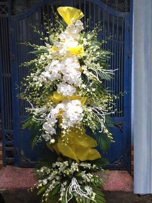Hoa phúng viếng chia buồn đẹp