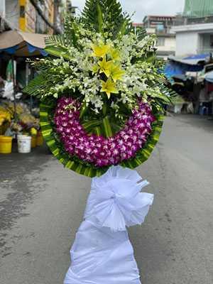 Hoa Tang Lễ 125 Phùng Hưng HN