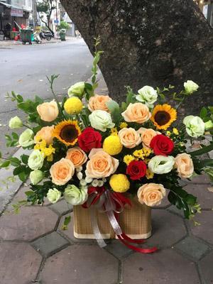 Hoa yêu thương đẹp