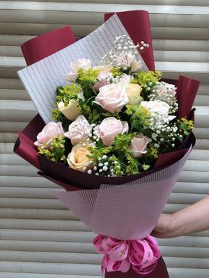 Mẫu hoa đẹp tặng sinh nhật