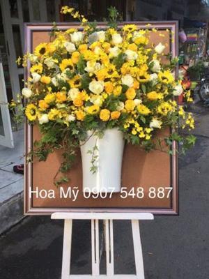 Mua bảng hoa ở đâu