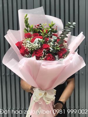Shop hoa uy tín hoa đẹp