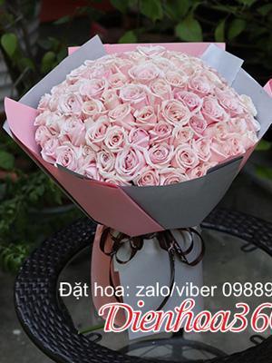 Ý nghĩa 99 bông hoa